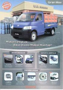 Harga Granmax Pick Up & Minibus Palembang
